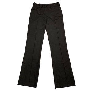 BCBG Max Azria Gray Wool Dress Suit Pants